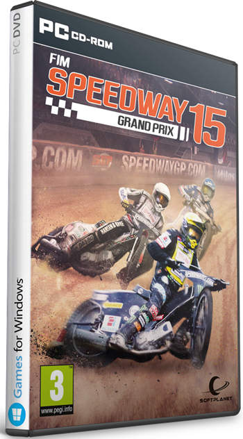 FIM Speedway Grand Prix 15 PC Full