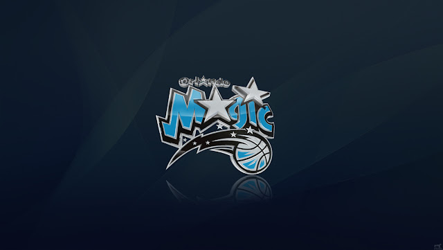 Eastern NBA Team Logo Wallpapers for iPhone 5 - Orlando Magic