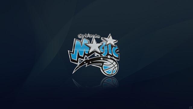 Eastern NBA Team Logo Wallpapers for iPhone 5 - Orlando Magic