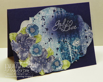 Debbie's Designs: Tuesday Tips or Techniques-Clear Block ...