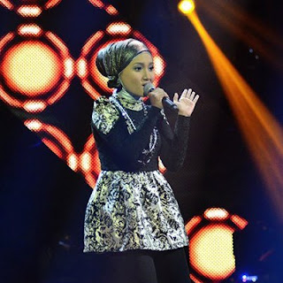 Download Kumpulan Lagu Fatin Shidqia Lubis di X Factor Indonesia
