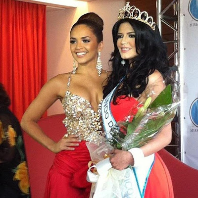 Miss World Puerto Rico 2012 is Janelle Chaparro