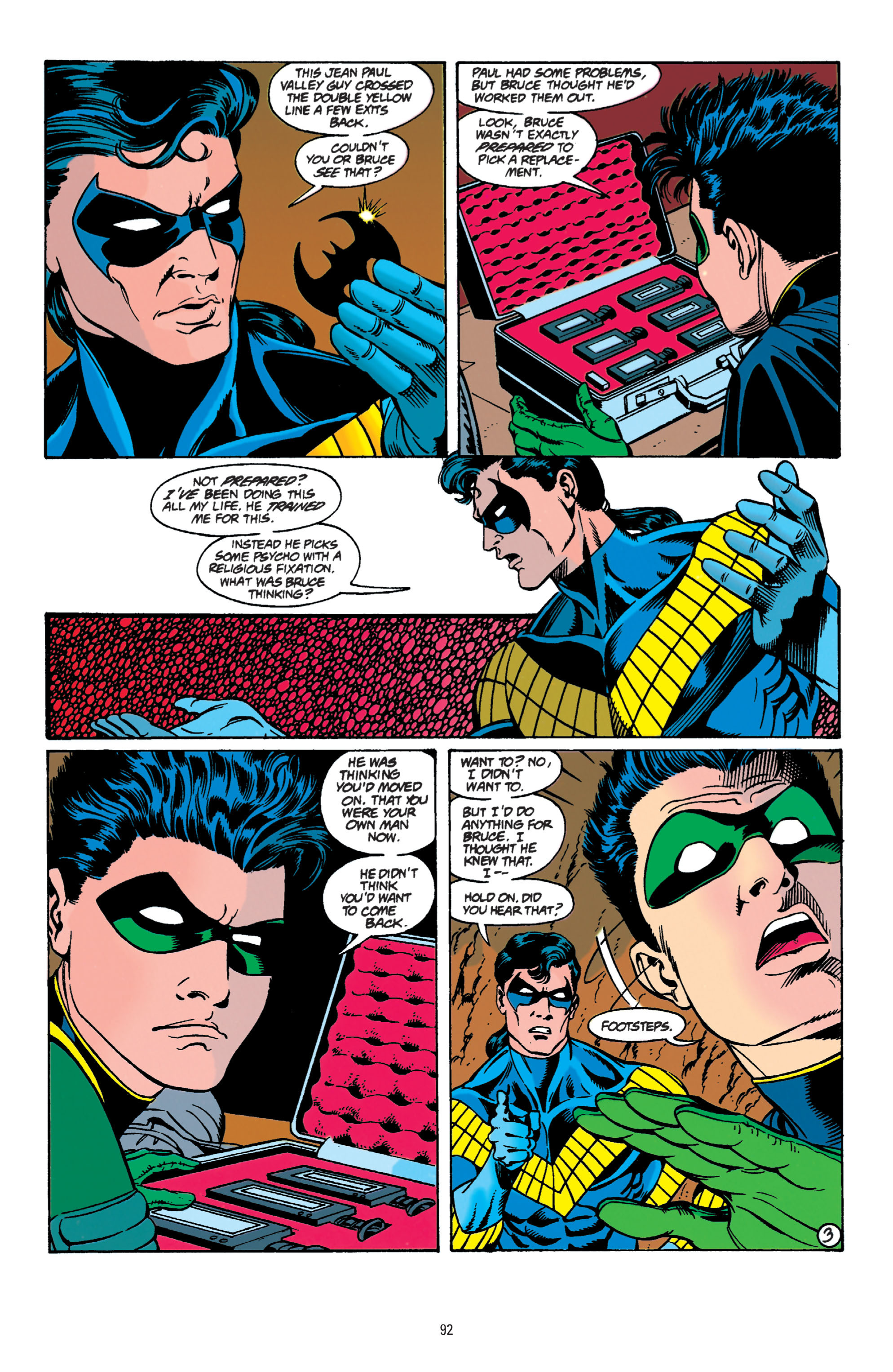 Detective Comics (1937) Issue #676 Page 4