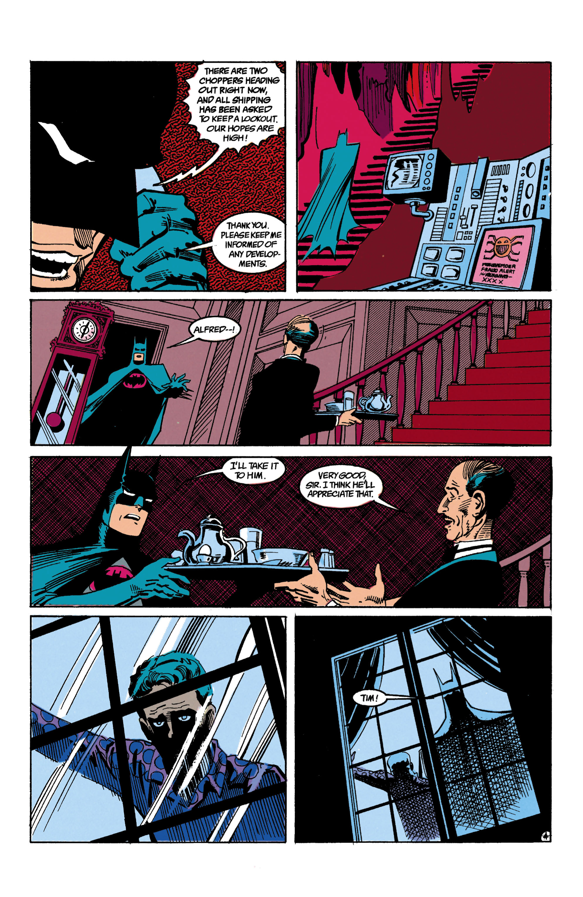 Detective Comics (1937) Issue #619 Page 5