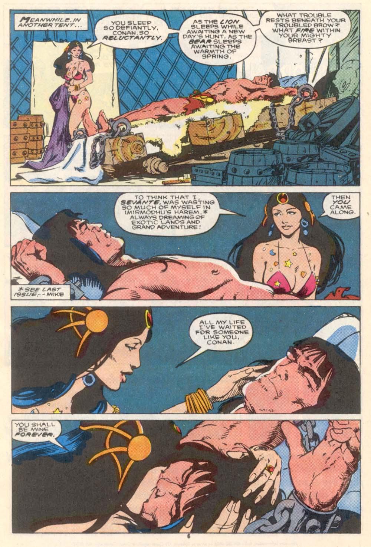 Conan the Barbarian (1970) Issue #208 #220 - English 6