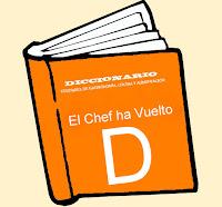 Diccionario Culinario. (D)
