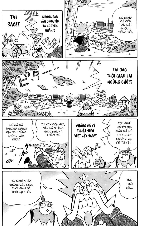 Truyện tranh Doraemon Dài Tập 25 - Nobita và truyền thuyết thần rừng trang 190