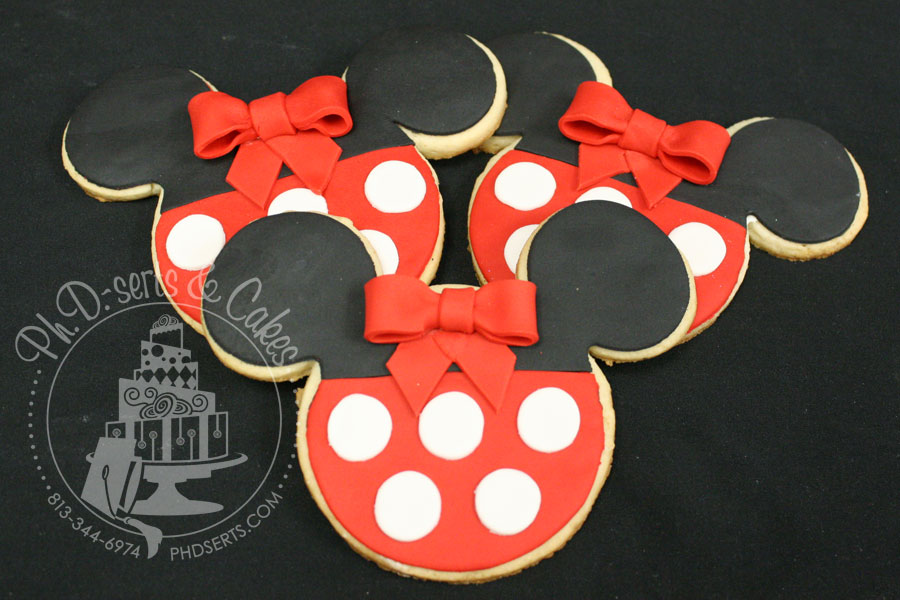 Disney Wedding Favors | Ph.D.-serts & Cakes