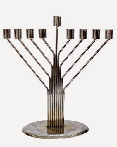 Janukiya hierro Jabad 35 ctms.