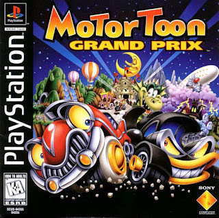 Free Download Games Motor Toon Grand Prix PSX ISO Untuk Komputer Full Version ZGAS-PC