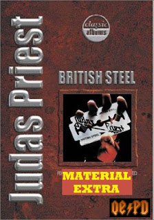 Classic Album: British Steel de Judas Priest. EXTRAS.