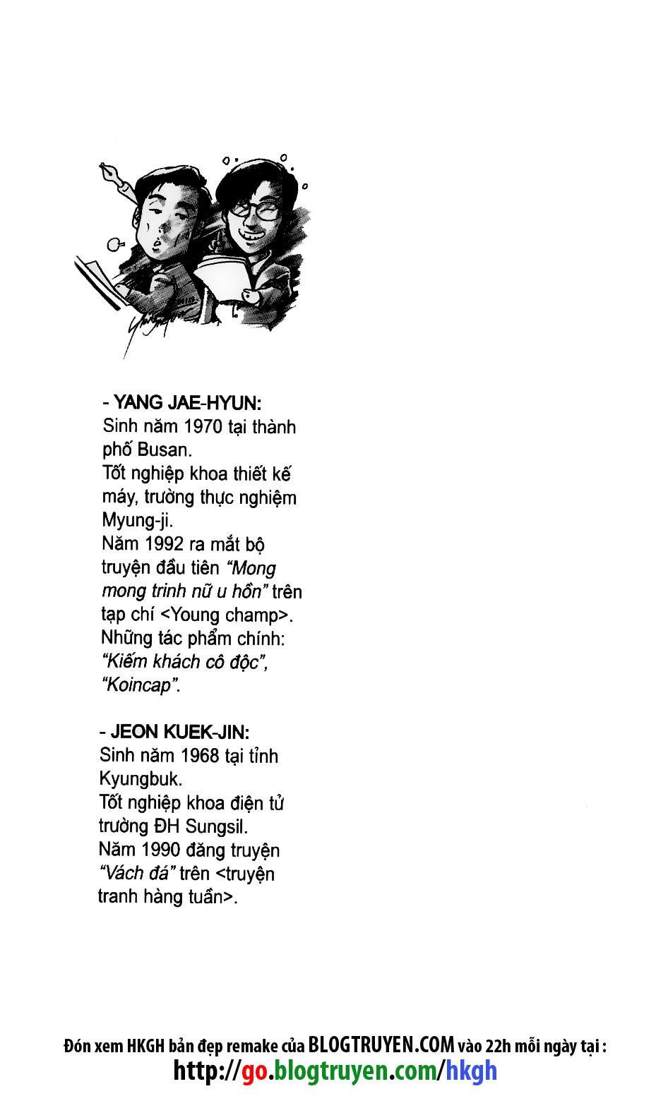 Hiệp Khách Giang Hồ chap 404 Trang 1 - Mangak.info
