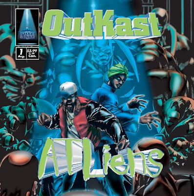 OutKast – ATLiens (CD) (1996) (FLAC + 320 kbps)