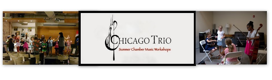 Chicago Trio Workshop - summer chamber music camp