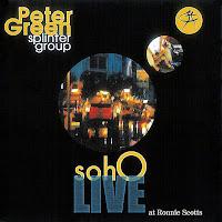 Peter Green Splinter Group - Soho Live At Ronnie Scotts