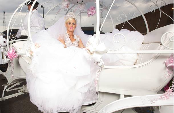 Princess White My Big Fat Gypsy Wedding Gowns   fashionable wedding ...