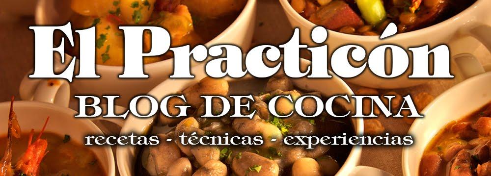 El Practicón - blog de cocina