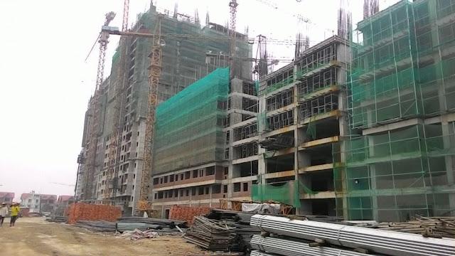 Thị trường bất động sản Hà Nội nóng với tiền chênh và giá ngày càng tăng