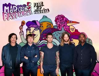 Lirik Lagu Payphone Maroon 5