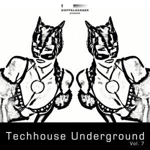 VA – Doppelgaenger Present – Techno Underground Volume 7