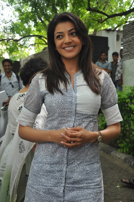 kajal agarwal at dhada pressmeet, kajal new latest photos