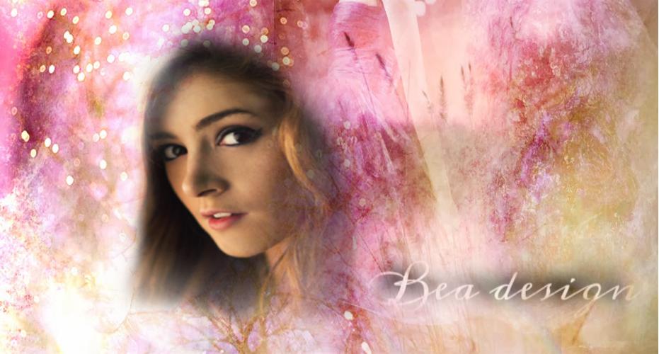 Bea blog design