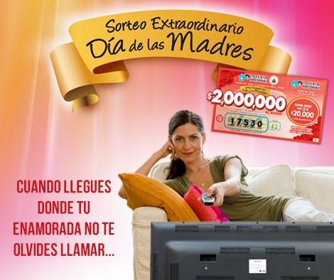 resultados loteria dia de la madre 2014 ecuador