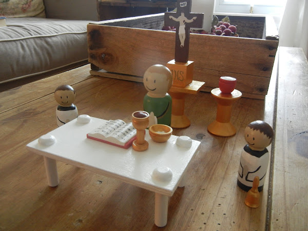 David's Miniature Mass Set