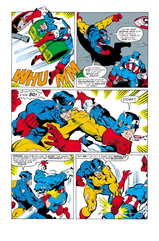 Captain America (1968) Issue #347 #277 - English 19