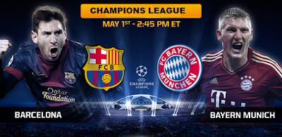 UEFA Ligue Des Champions Demi-Final 2013 : Regarder Match En Direct Real Madrid vs Borussia Dortmund sur aljazeera sport Le 01-05-2013