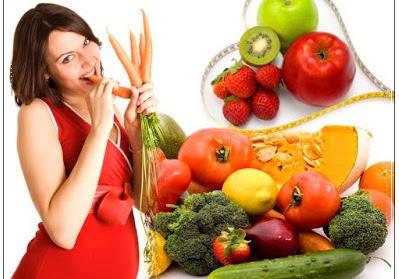 Makanan Sehat dan Terbaik untuk Ibu Hamil