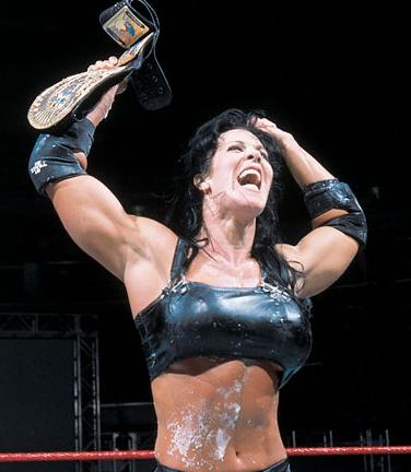 No Mercy 1999 Jeff Jarrett Chyna Miss Kitty Good Housekeeping Match