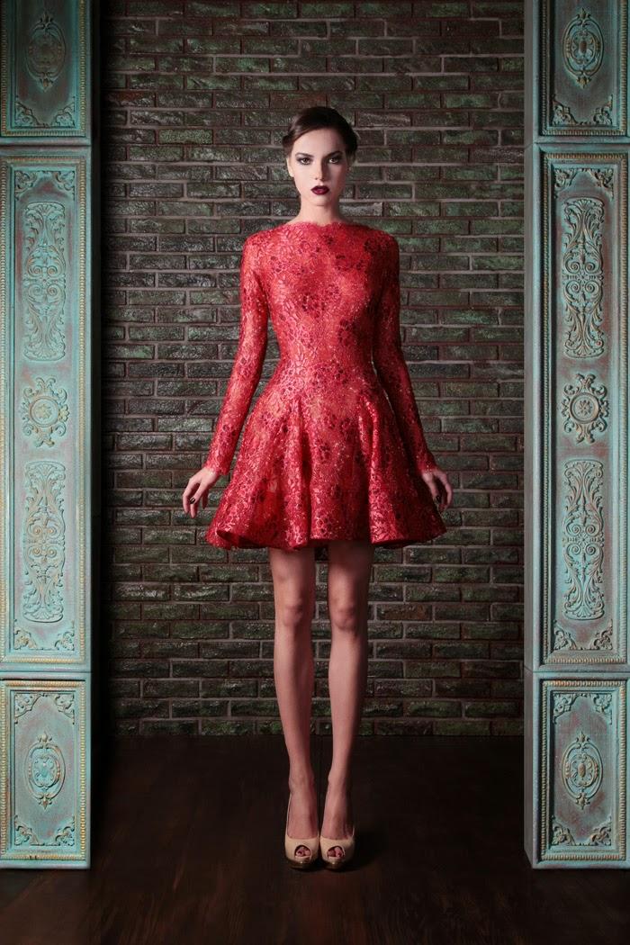 Chinese Red Wedding Dress 91 Fresh Rami Kadi Red Wedding