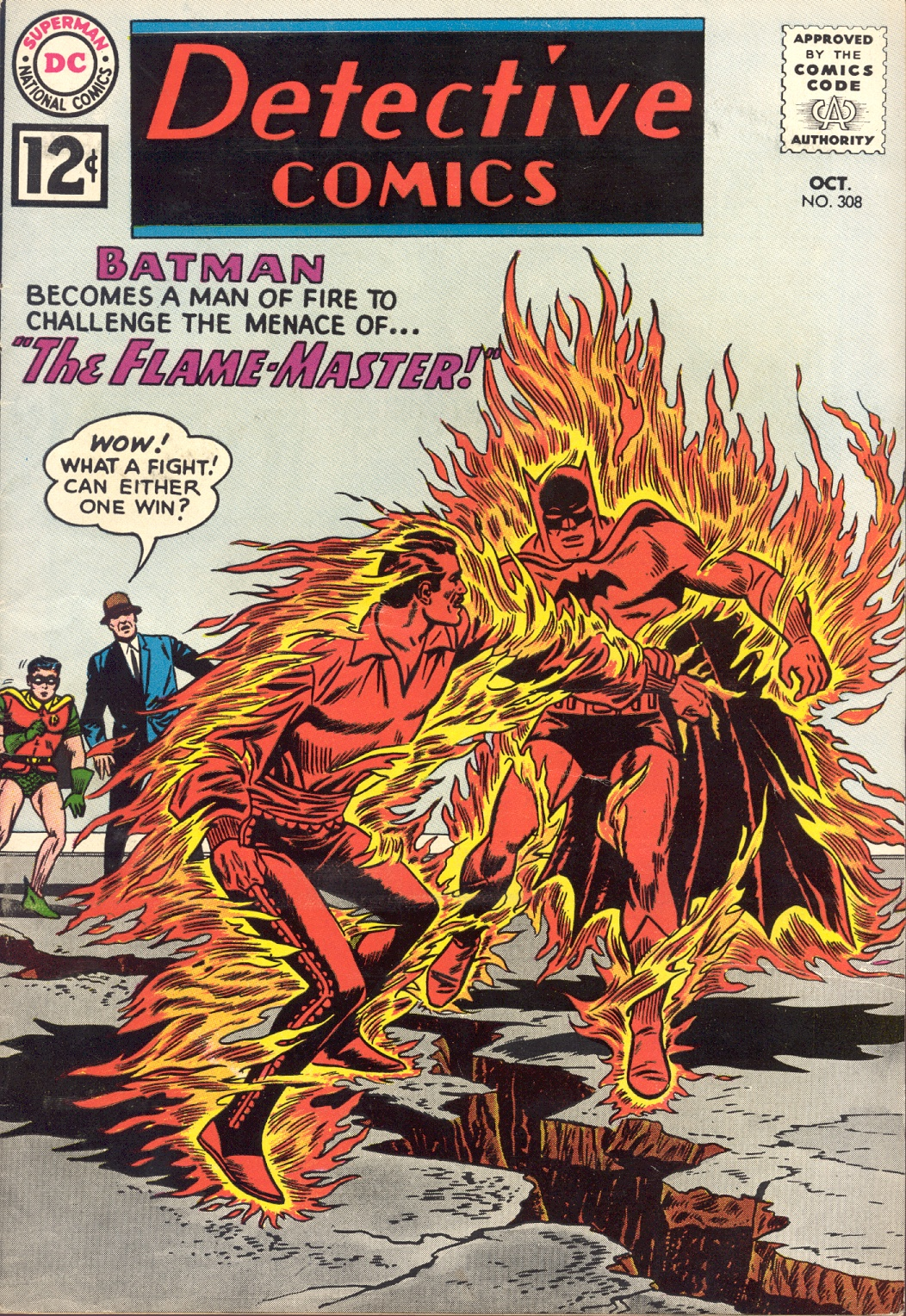Detective Comics (1937) 308 Page 1
