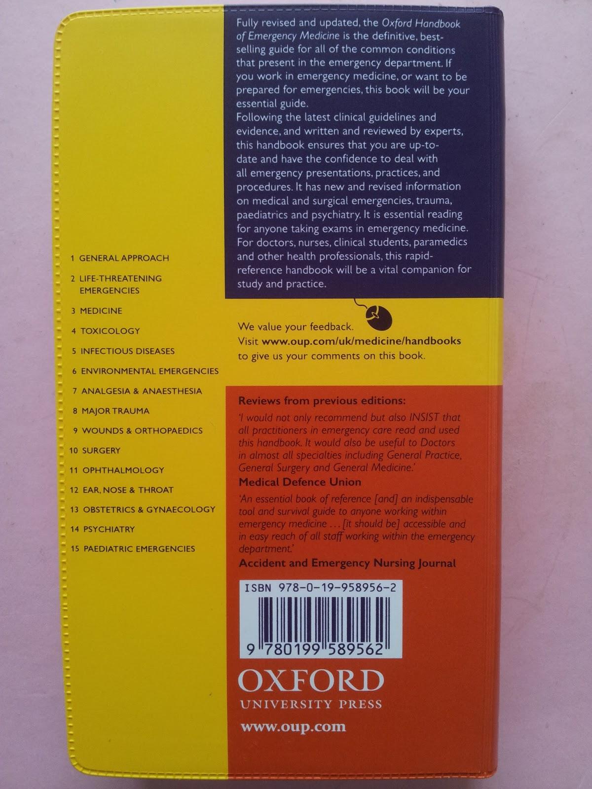 oxford handbook of medicine pdf