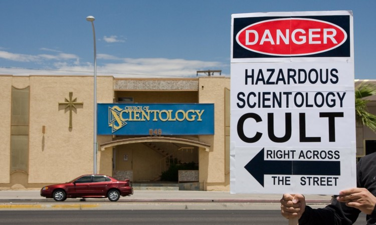 Scientology cult