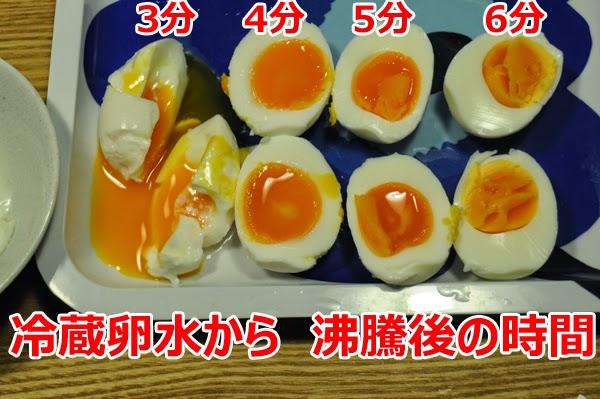沸騰 から 何 分 卵 ゆで