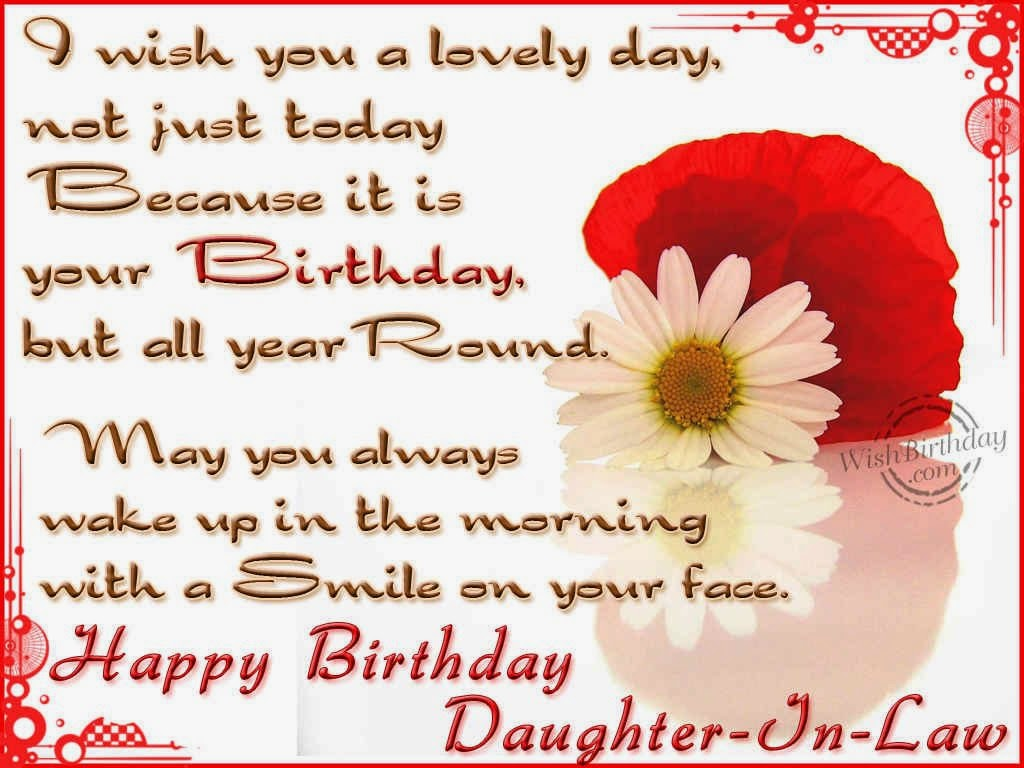 images of birthday wishes for daughter - photo #15