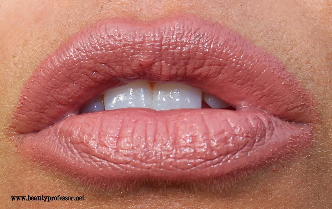 chantecaille hydra chic lipstick fairy moss