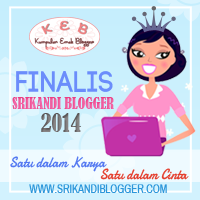 Proud To Be Finalis Srikandi Blogger 2014