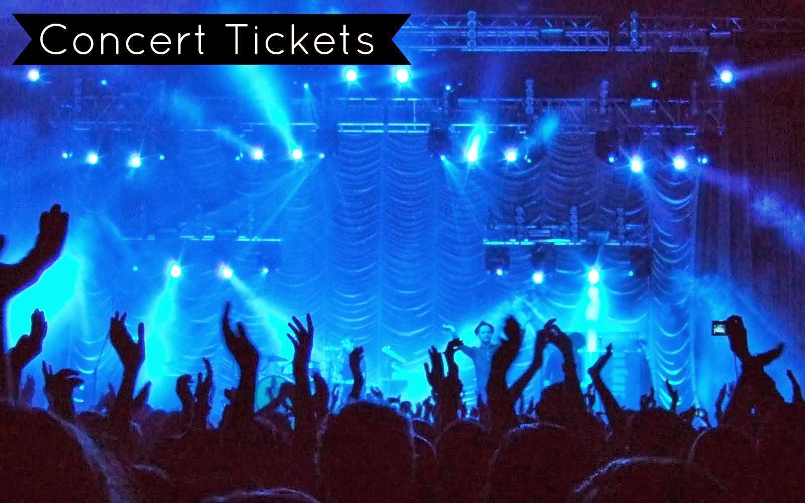 Discount concert ticket brokers