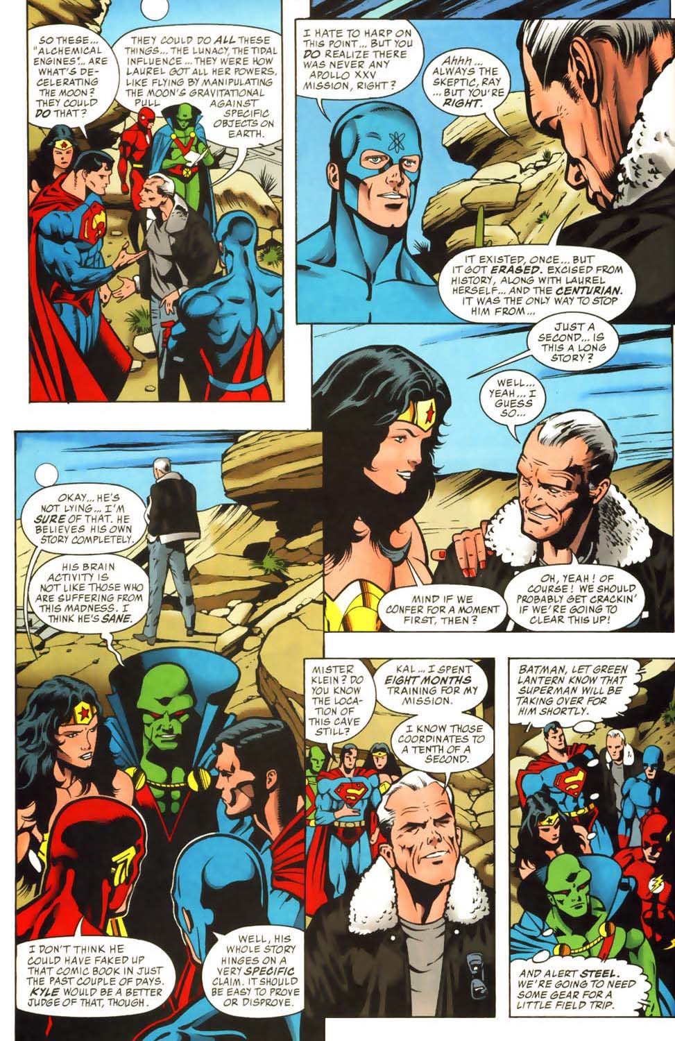 JLA 80-Page Giant - Chapter  3 | pic 25