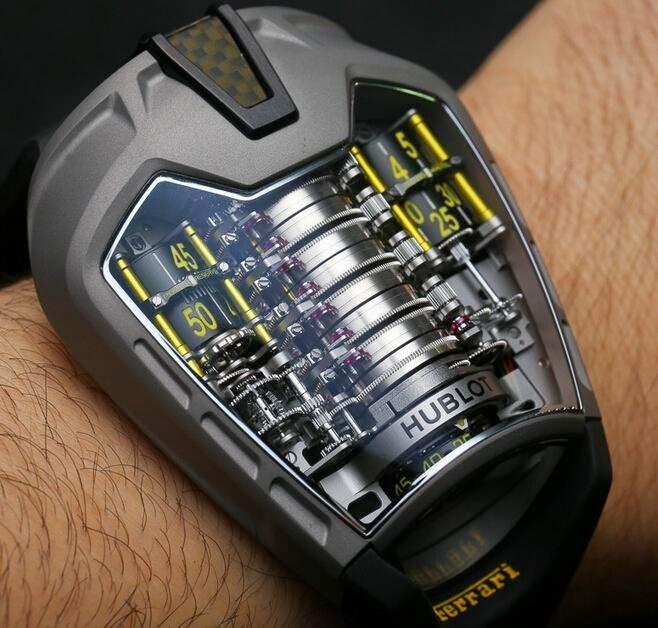 Reloj Ferrari Imitacion Baratos