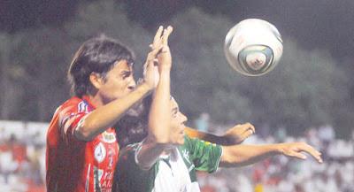 Oriente Petrolero - Roberto Galindo - Club Oriente Petrolero