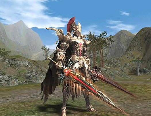 Lineage II Hellbound game PC