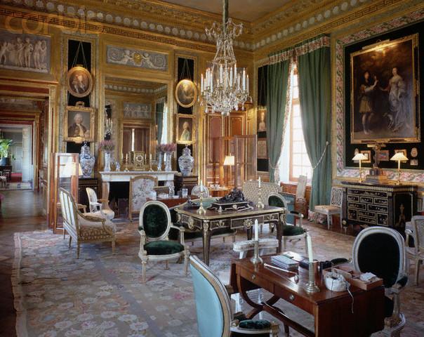 Beaux mondes designs ch teau du champ de bataille for Interior design styles 20th century