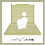 Jardins Secrets, terrasses en bois.