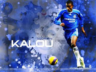 Salomon Kalou Chelsea Wallpaper 2011 3
