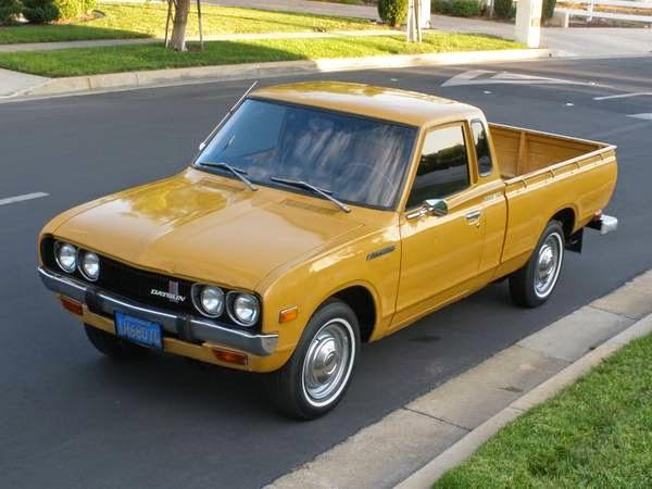1977 Datsun 620 King Cab | Auto Restorationice