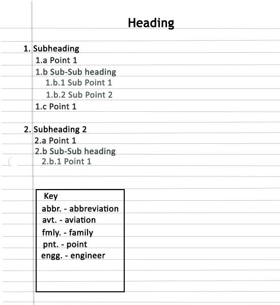 Gs help desk for english core xi note making through reading gs help desk for english core xi stopboris Choice Image